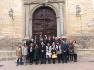 Foto de archivo ::Reunión Ciudades Teresianas::