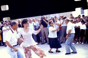 Foto de archivo ::Encuentro de Cuadrillas en el Noroeste Murciano, 8 de julio de 1991::