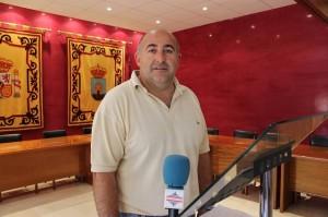 Concejal de Obras y Servicios, Francisco Martínez