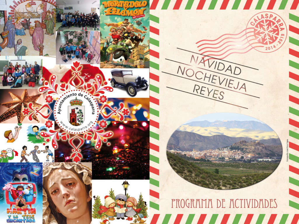 Programa Navidad 1 2014