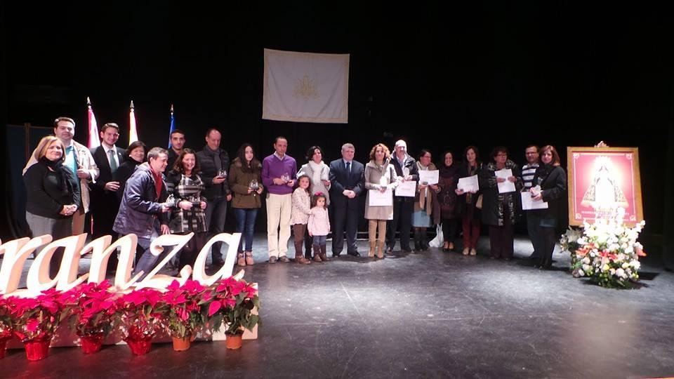 Todos los Premiados, Belenistas, Jurado y Ayuntamiento