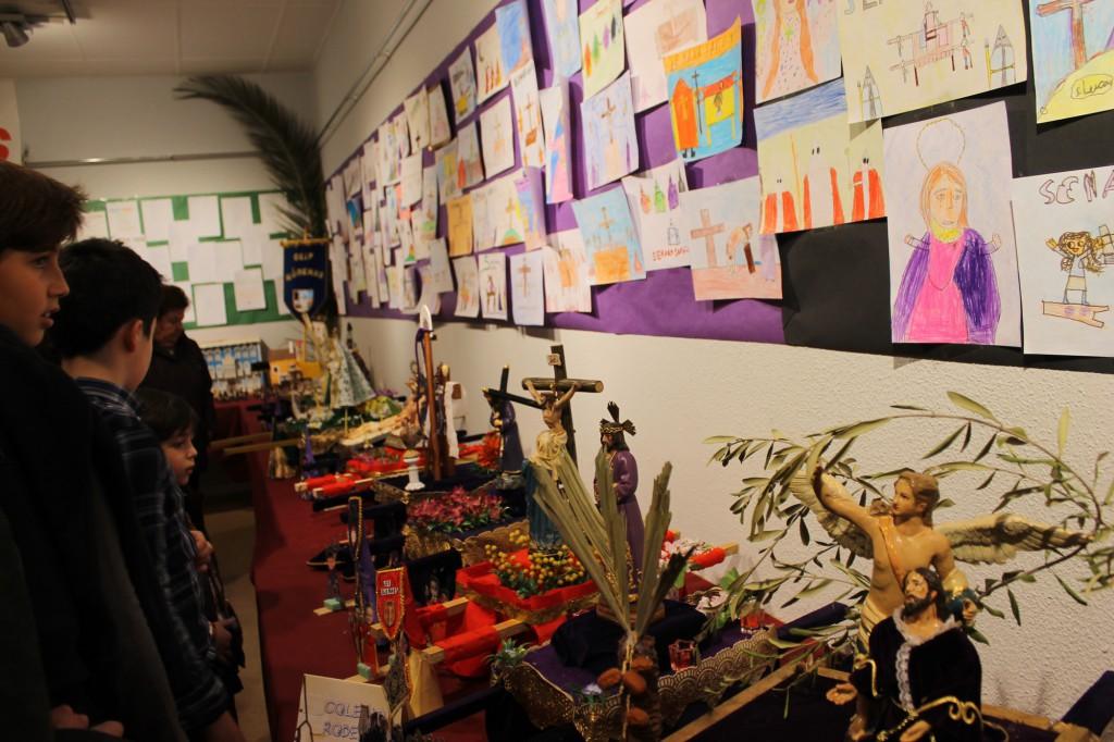 Exposición sobre Semana Santa