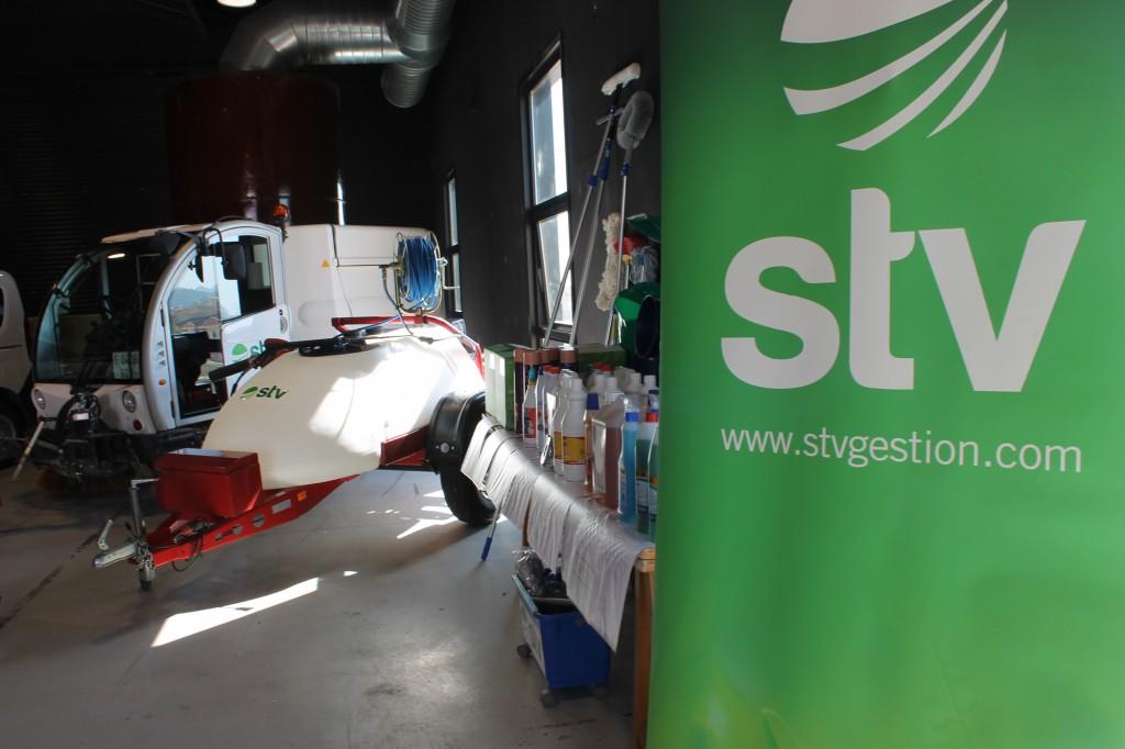 STVgestion empresa de limpieza