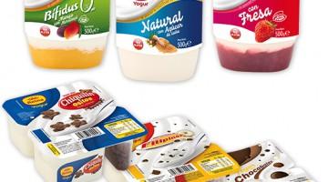 Yogur Postres reina