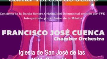 Francisco José Cuenca es el autor de la música del documental