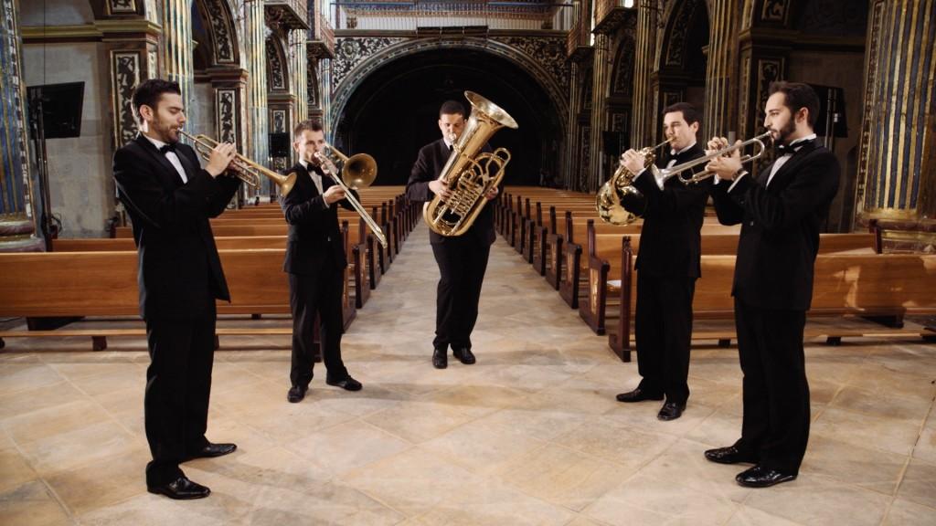 QuintetoGinesPerezDeLaParra.La madrugá (Pre-estreno)