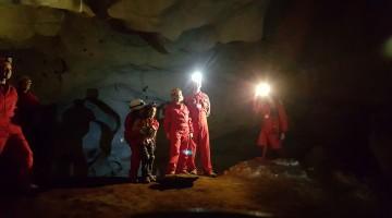 La Cueva del Puerto, una de las cavidades subterráneas más extraordinarias de la Región