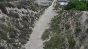 obras vía verde mula