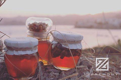miel para bodas