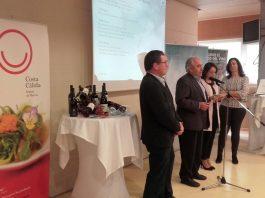 Momento de la presentación de la Muestra en el Centro de Cualificación Turistica de Murcia