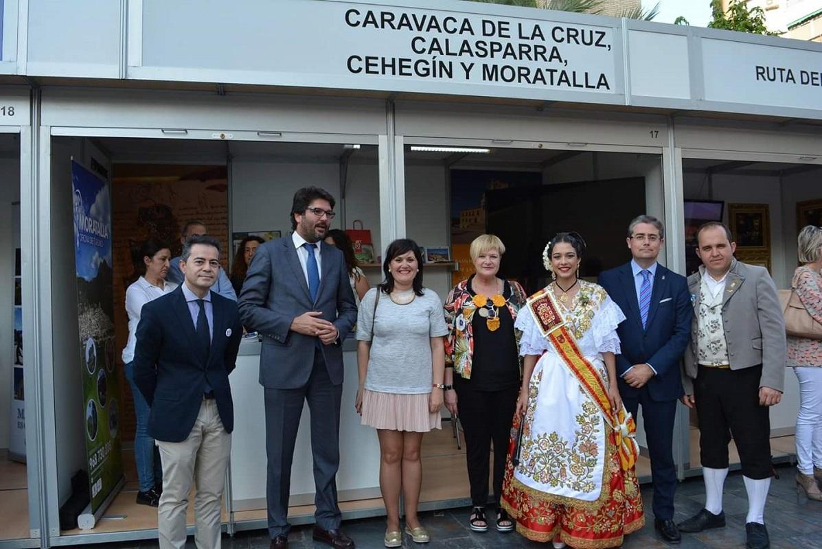 Caravaca promociona sus recursos turísticos en la III Muestra de ...