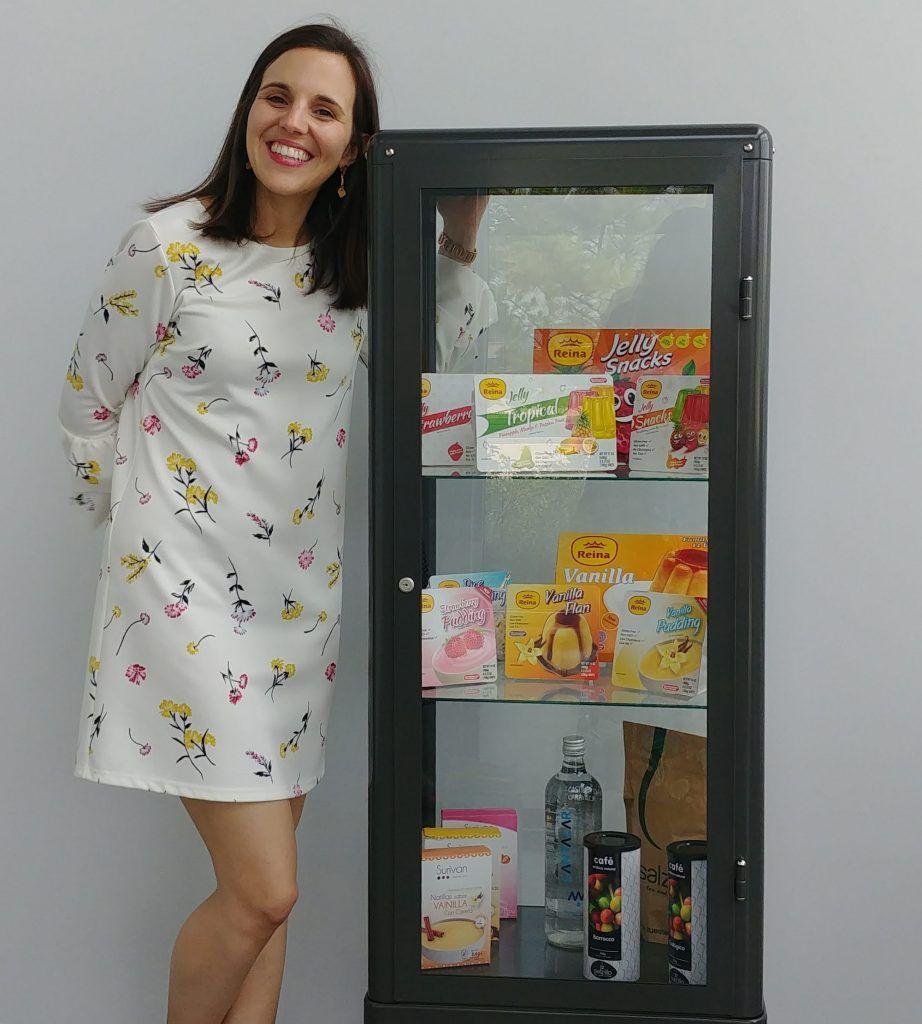 Sonia López Giménez - Gerente Reina Meals